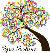LOGO SPA SOLINA BROWN